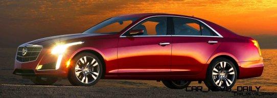 Mega Galleries - 2014 Cadillac CTS Vsport Premium55