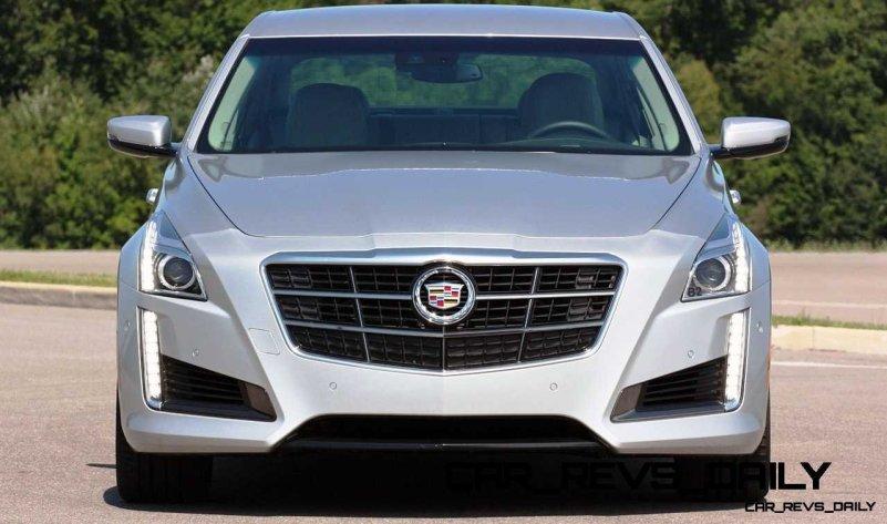 Mega Galleries - 2014 Cadillac CTS Vsport Premium61