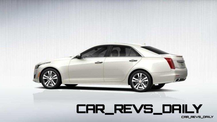 Mega Galleries - 2014 Cadillac CTS Vsport Premium9