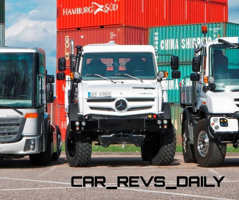 New Unimog U5023 - Review CarRevsDaily.com 49