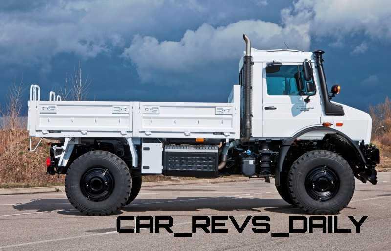New Unimog U5023 - Review CarRevsDaily.com 55