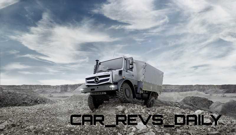 New Unimog U5023 - Review CarRevsDaily.com 73