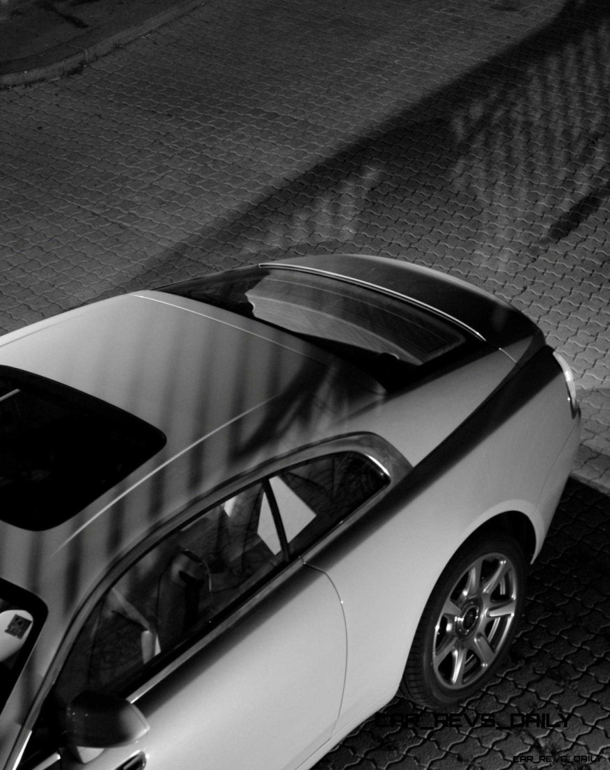 RR Wraith Carrara White Color Showcase CarRevsDaily18