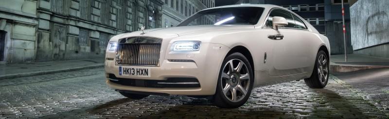 Rolls-Royce Wraith launch, Austria, September 2013. Photo: James Lipman 07803 885275