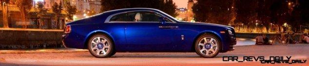 Rolls-Royce Wraith - Color Showcase - Salamanca Blue25