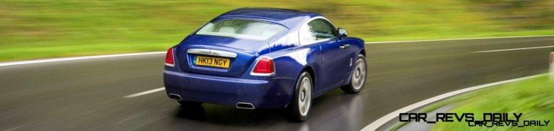 Rolls-Royce Wraith - Color Showcase - Salamanca Blue32