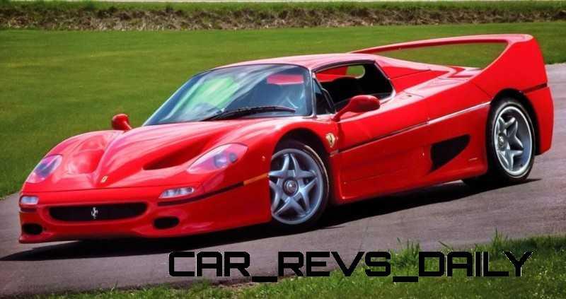 Supercar Showcase - Ferrari F50 from RM Auctions1