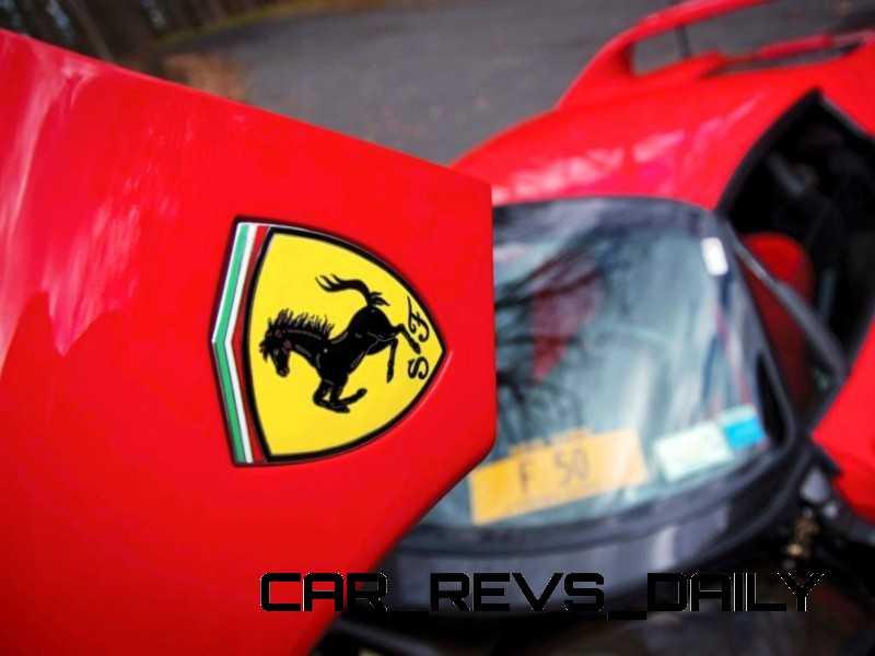 Supercar Showcase - Ferrari F50 from RM Auctions10