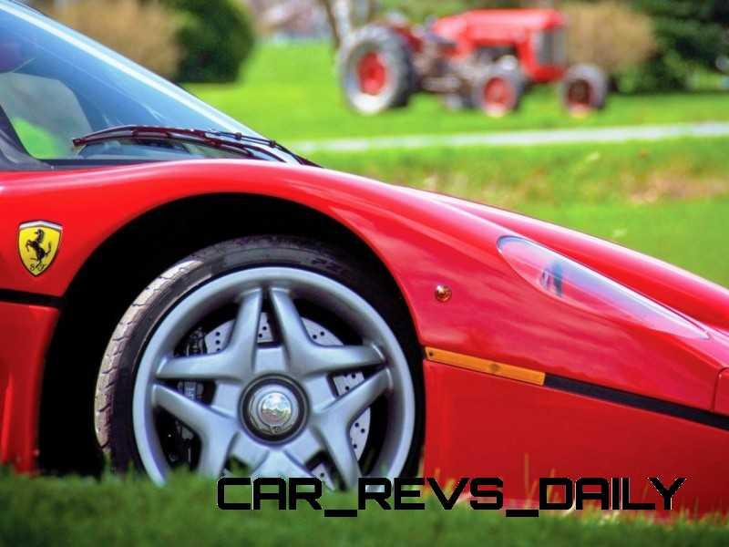Supercar Showcase - Ferrari F50 from RM Auctions19