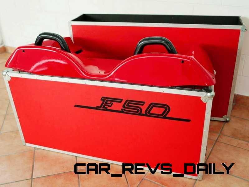 Supercar Showcase - Ferrari F50 from RM Auctions24