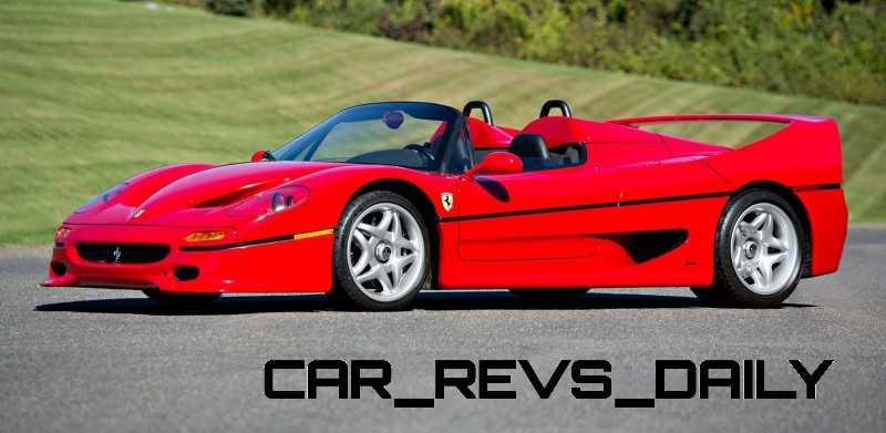 Supercar Showcase - Ferrari F50 from RM Auctions27