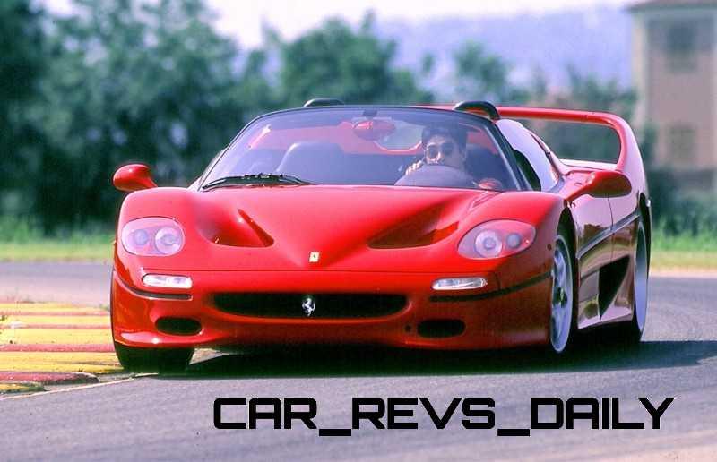 Supercar Showcase - Ferrari F50 from RM Auctions29