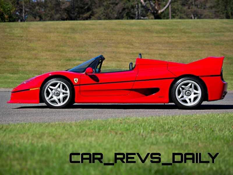 Supercar Showcase - Ferrari F50 from RM Auctions30