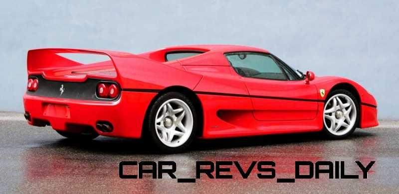 Supercar Showcase - Ferrari F50 from RM Auctions4