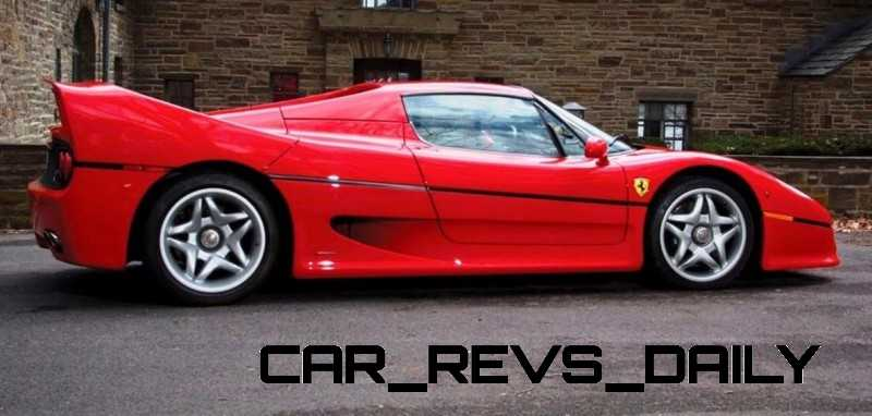 Supercar Showcase - Ferrari F50 from RM Auctions8