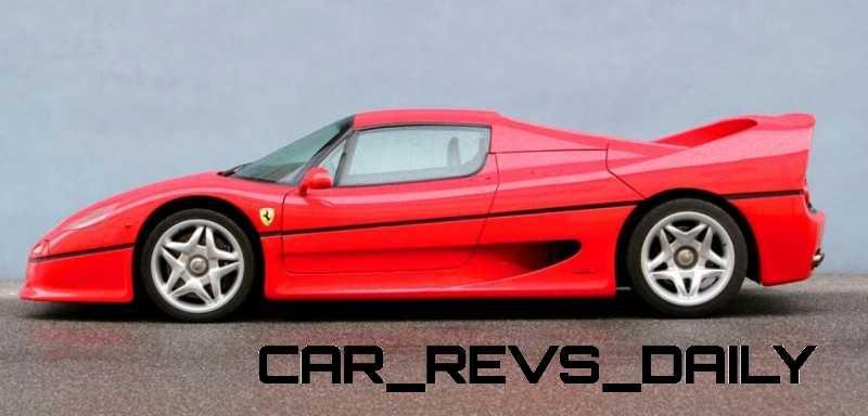 Supercar Showcase - Ferrari F50 from RM Auctions9