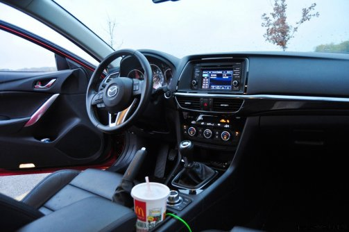 2014 Mazda6 i Touring - Video Summary + 40 High-Res Images30