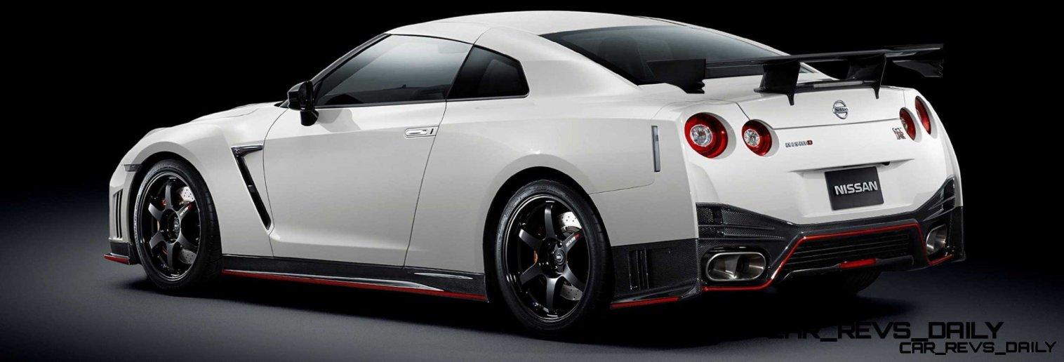6 2014 Nissan GT-R NISMO Brings FutureTech and 600 Horsepower