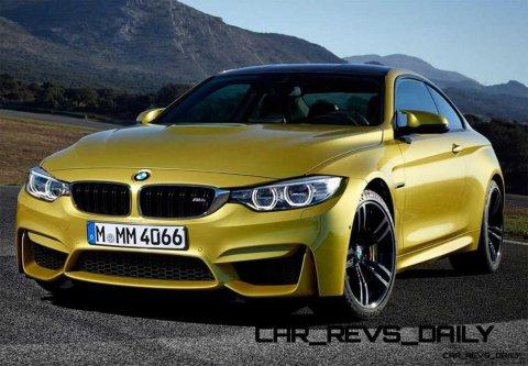 186mph 2014 BMW M4 Screams into Focus 11