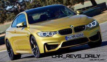 186mph 2014 BMW M4 Screams into Focus 16
