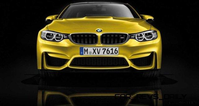 186mph 2014 BMW M4 Screams into Focus 19