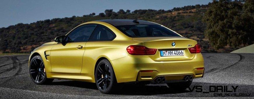 186mph 2014 BMW M4 Screams into Focus 21