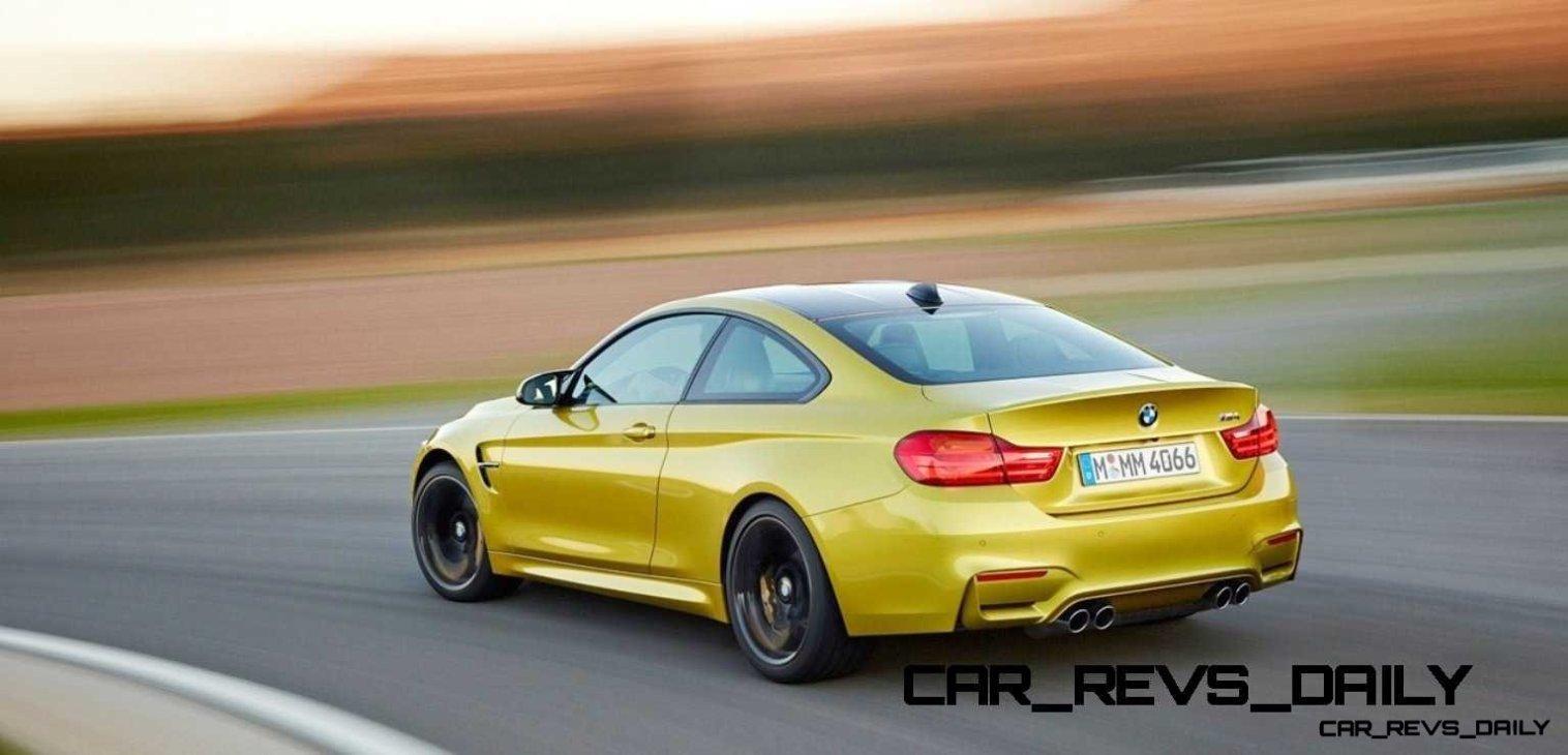 186mph 2014 BMW M4 Screams into Focus 28