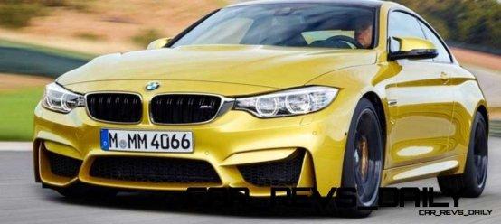 186mph 2014 BMW M4 Screams into Focus 32