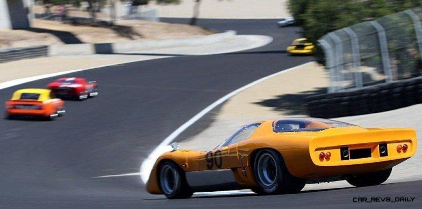1969 McLaren M6GT - Specs vs F1 and P1 - Photo 37
