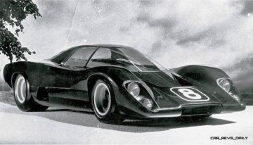 1969 McLaren M6GT - Specs vs F1 and P1 - Photo 55