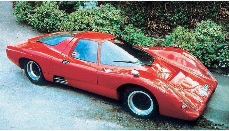 1969 McLaren M6GT - Specs vs F1 and P1 - Photo 56