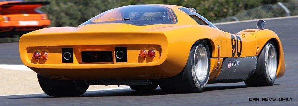 1969 McLaren M6GT - Specs vs F1 and P1 - Photo 68