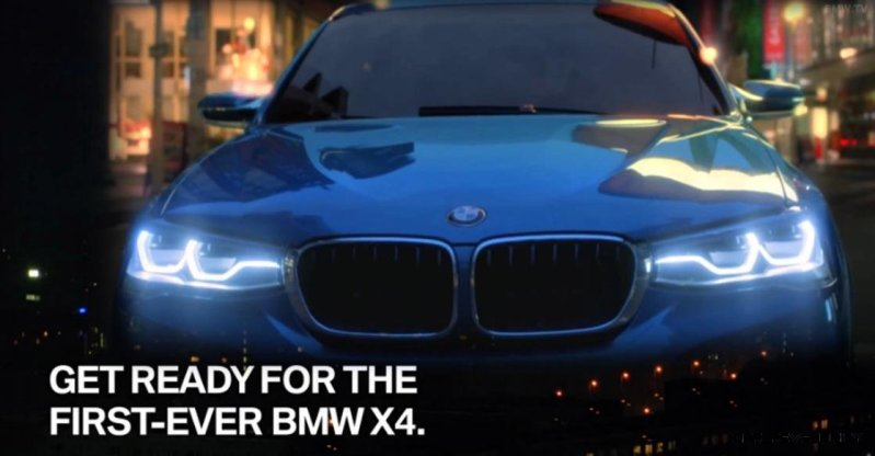 2013 BMW X4 Concept Gallery