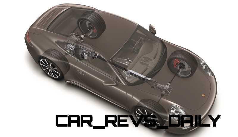 2013 Carrera C4 Internals _2_