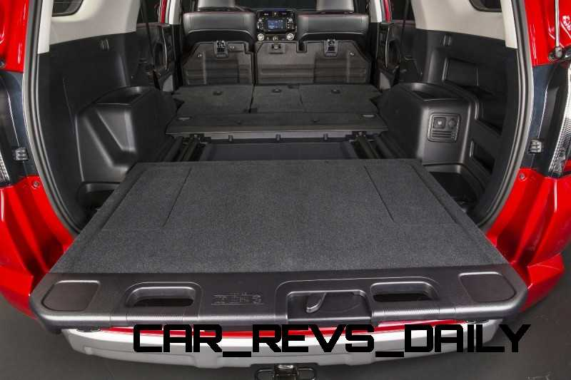 2014 4Runner Offers Third Row and Very Cool SR5 and Limited Styles 14