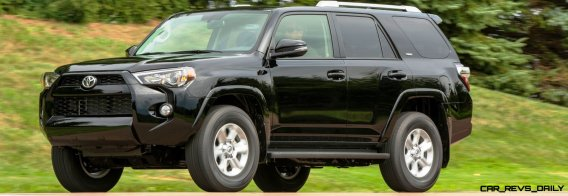 2014 4Runner Offers Third Row and Very Cool SR5 and Limited Styles 36