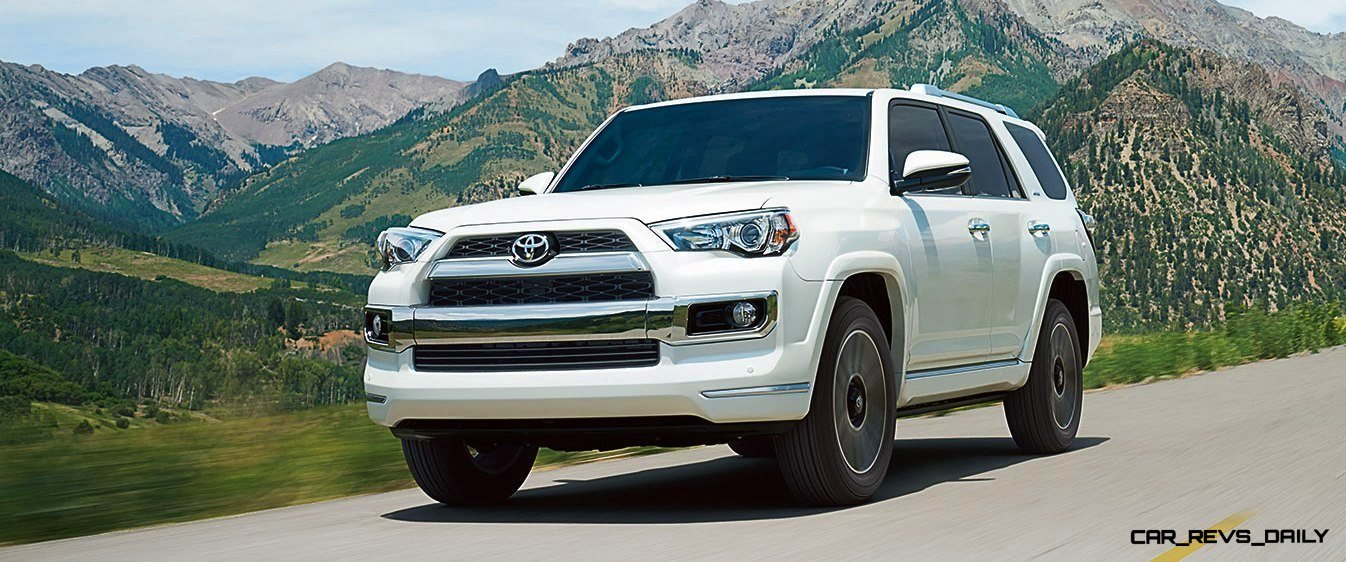 2014 4Runner Offers Third Row and Very Cool SR5 and Limited Styles 42