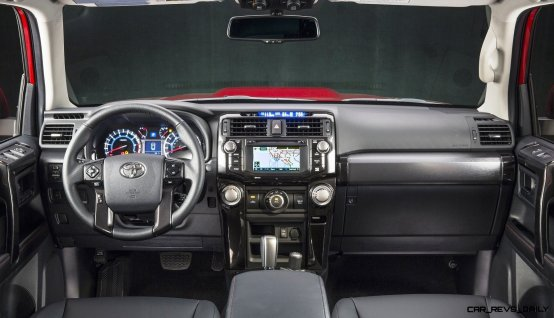 2014 4Runner Offers Third Row and Very Cool SR5 and Limited Styles 9
