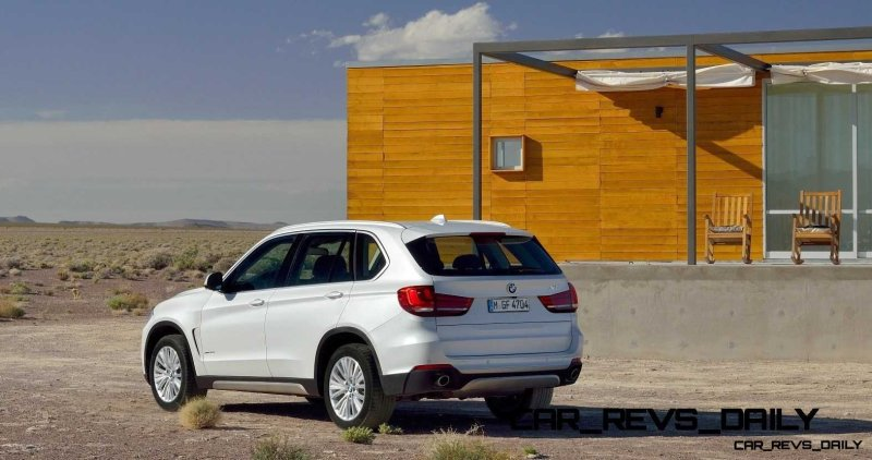 2014 BMW X5 - Before and After M Performance Upgrades 16
