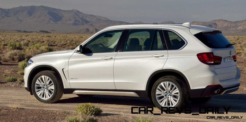 2014 BMW X5 - Before and After M Performance Upgrades 18