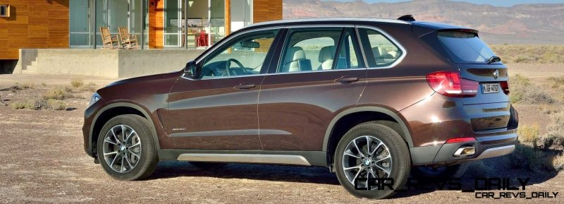 2014 BMW X5 - Before and After M Performance Upgrades 31