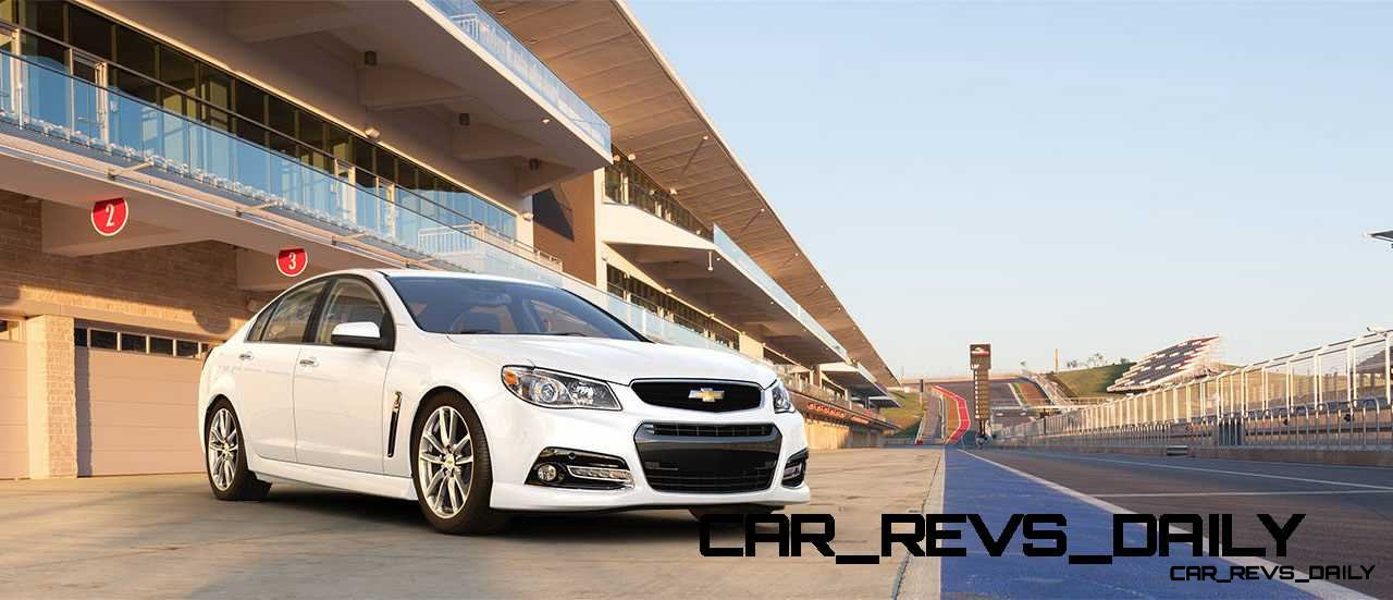 2014 Chevy SS Looking, Sounding Terrific16