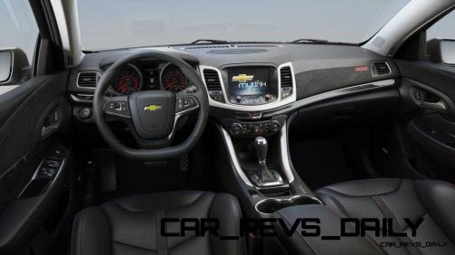 2014 Chevy SS Looking, Sounding Terrific19