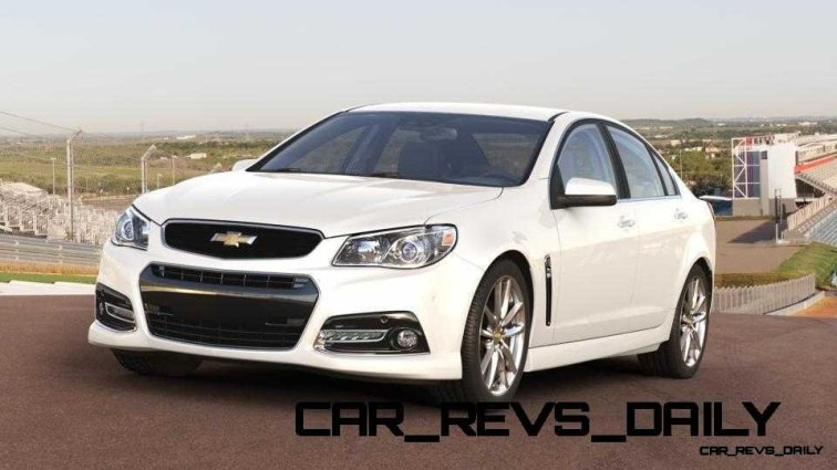 2014 Chevy SS Looking, Sounding Terrific20