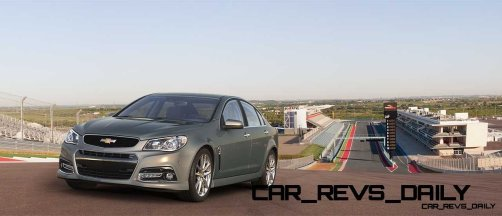 2014 Chevy SS Looking, Sounding Terrific3