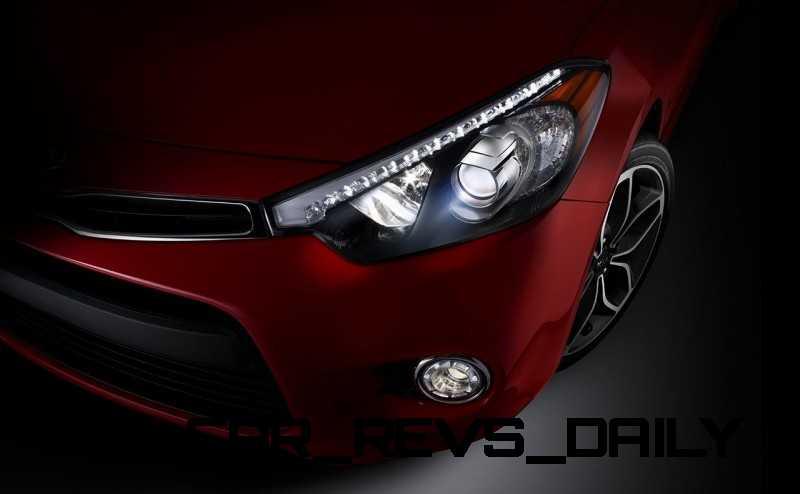 2014 Kia Forte Koup Adds First Turbo Option to Slinky 2-Door Shape 23