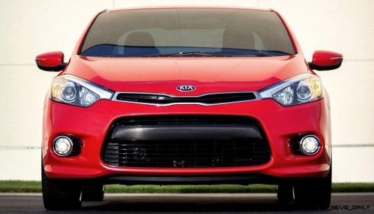 2014 Kia Forte Koup Adds First Turbo Option to Slinky 2-Door Shape 7