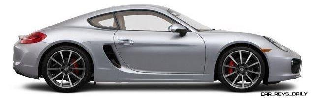 2014 Porsche Cayman S - COLORS 21