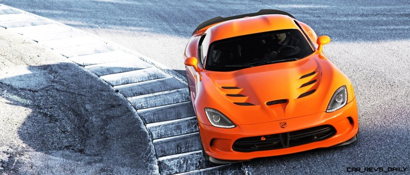 2014 SRT Viper Brings Hot New Styles and Three New Colors28