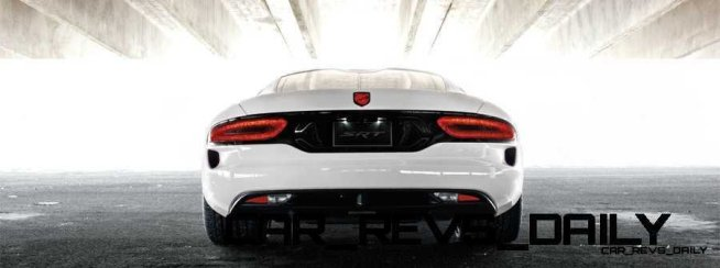 2014 SRT Viper Brings Hot New Styles and Three New Colors55